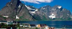 Особенности климатических условий Скандинавии